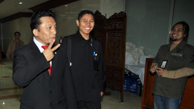 Tifatul Sembiring di DPR