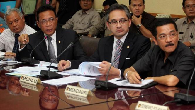 Menkopolhukam Bahas Perbatasan Dengan Malaysia