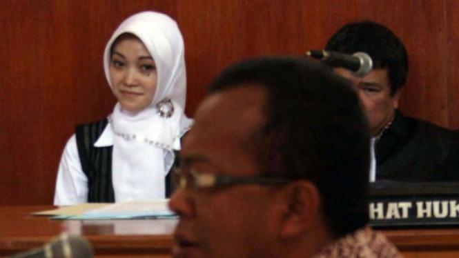 Sidang Vini Noviani, guru terdakwa kasus penganiayaan