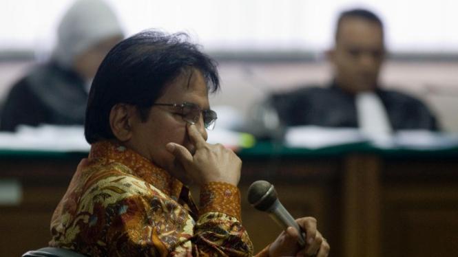 Mantan Menteri Negara BUMN Sofyan Djalil Jadi Saksi Di Tipikor