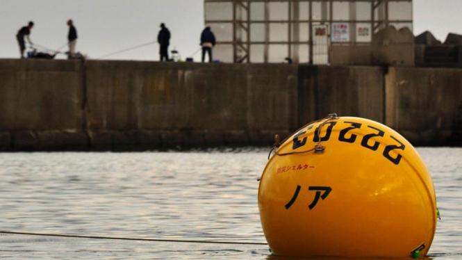 Kapsul penyelamat tsunami Cosmo Noah
