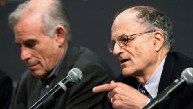 Thomas Sargent dam Christopher Sims, peraih penghargaan Nobel bidang Ekonomi