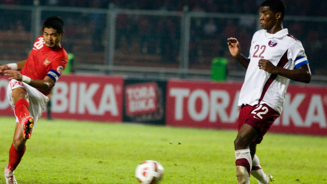 Indonesia Vs Qatar
