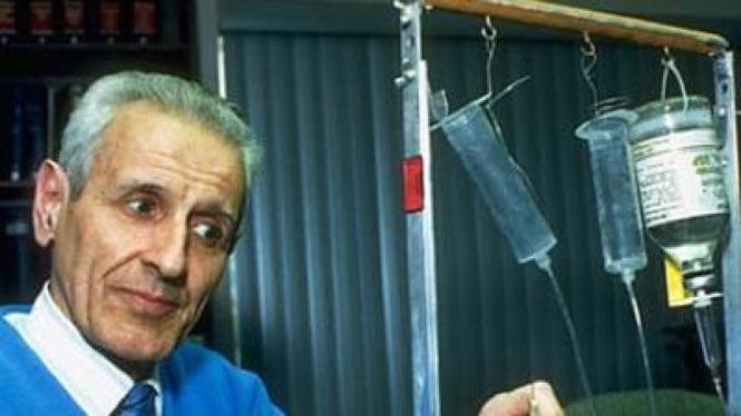 Jack Kevorkian dan mesin kematian