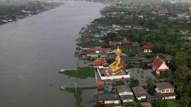 Banjir Di Thailand