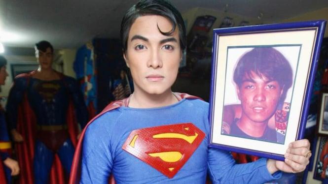 Herbert Chavez , Superman dari Filipina