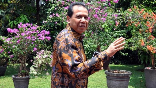 Chairul Tanjung datangi cikeas