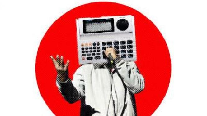 Ilustrasi musik Beatbox