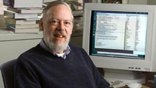 Dennis Ritchie, Pencipta UNIX dan Bahasa Pemrograman C