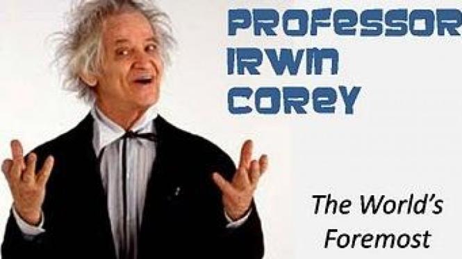Irwin Corey