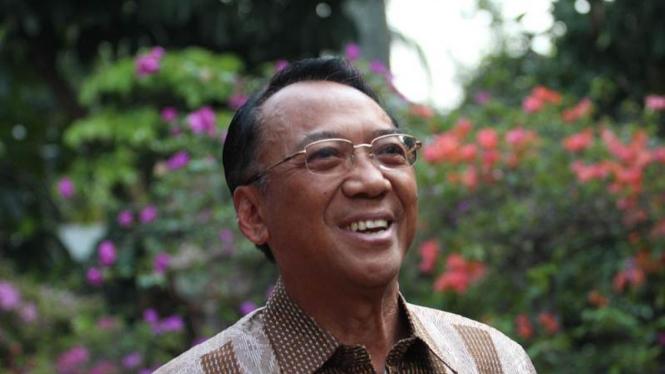 Menteri Kebudayaan dan Pariwisata Jero Wacik,