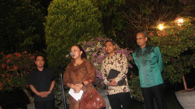 Wiendu Nuryati, Eko Prasojo, Rusman Heriawan