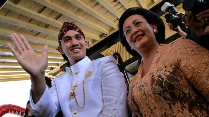 Pernikahan putri Sultan Hamengkubuwono X