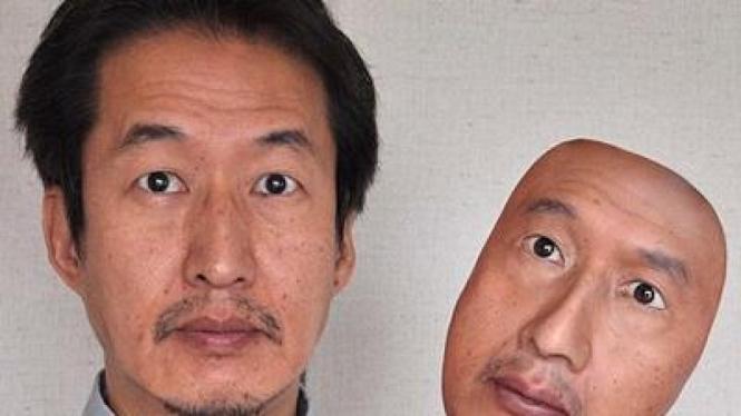 Real-f membuat fotokopi terhadap wajah manusia
