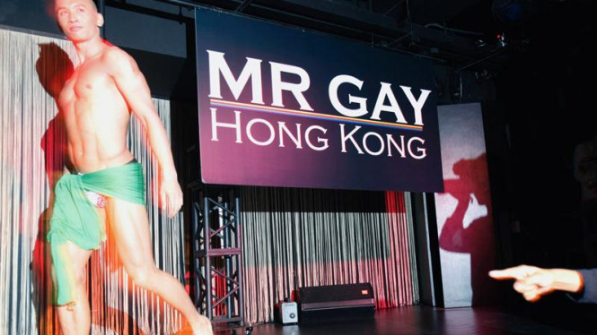 Kontes Mr Gay Hong Kong 2011