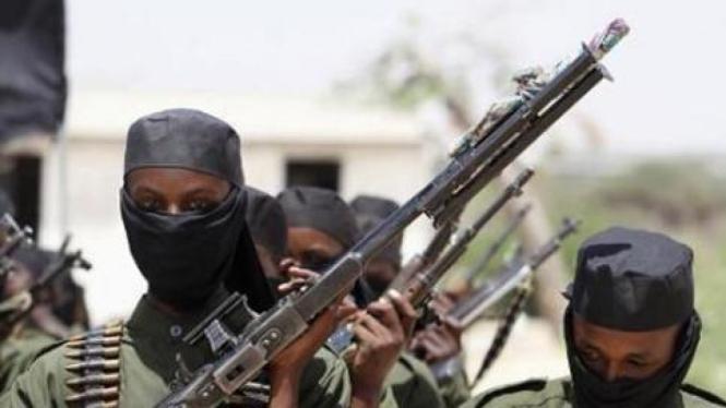 Tentara Al-Shabaab di Somalia