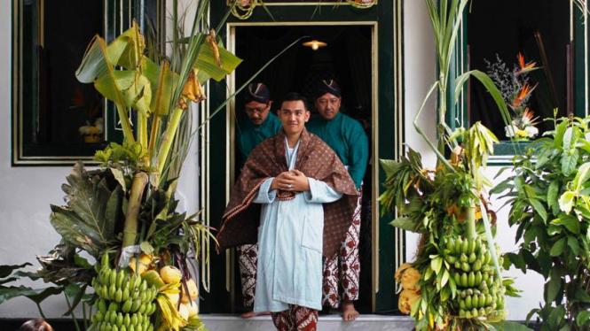 Ritual Siraman Kraton Yogyakarta