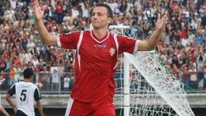 Striker PSM Makassar, Ilija Spasojevic