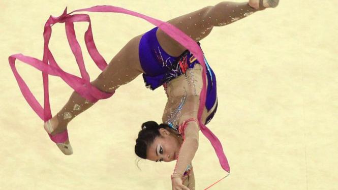 Kompetisi Senam Ritmik Pan American Games