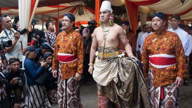 Pesta pernikahan Kraton Yogyakarta