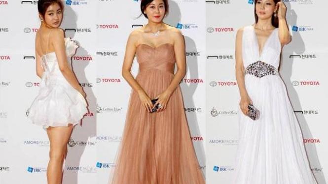 Kang So Ra - Kim Ha Neul dan Kim Hye Jin