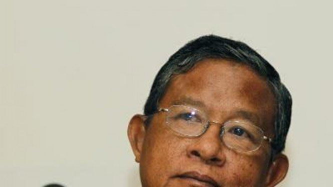 Gubernur Bank Indonesia (BI) Darmin Nasution