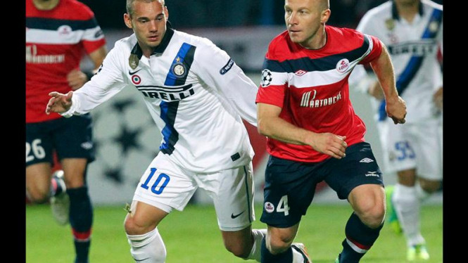 Inter Milan VS Lille