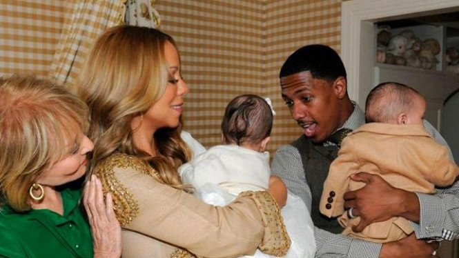 Mariah Carey dan Nick Cannon
