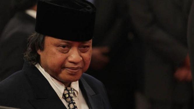 Wakil Menteri ESDM Widjajono Partowidagdo