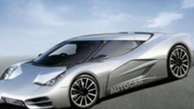McLaren Mega-Mac
