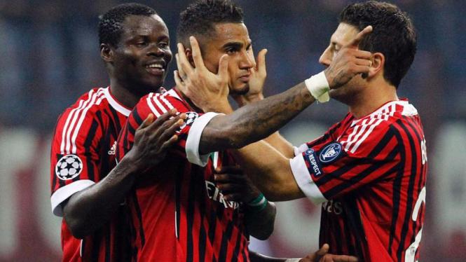 AC Milan VS BATE Borisov