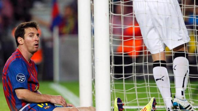 Barcelona VS Viktoria Plzen