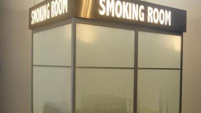 Smoking room, ruang khusus perokok