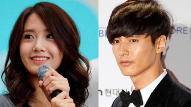Yoona SNSD dan Won Bin