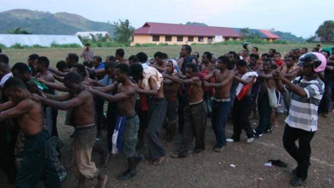 Kerusuhan pacsa Kongres Rakyat Papua III