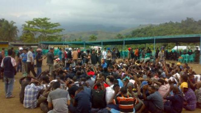 Pembubaran paksa Kongres Papua