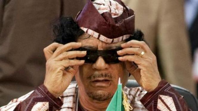 Moammar Khadafi