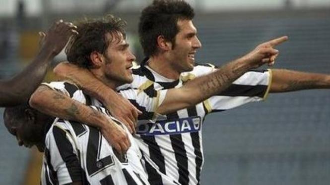 Udinese, Antonio Floro Flores