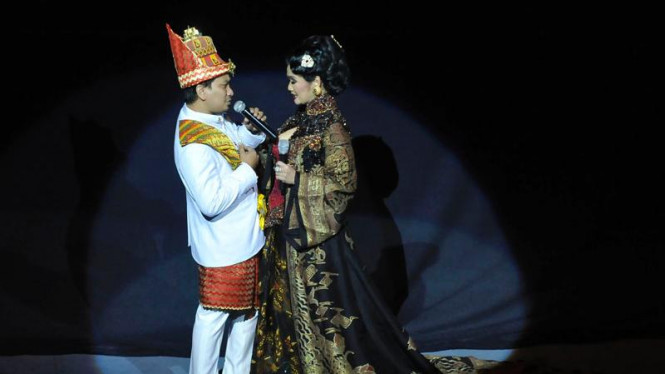 Pentas Beta Cinta Indonesia