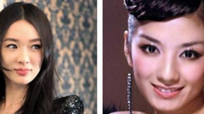 Crystal Huang dan Huo Siyan