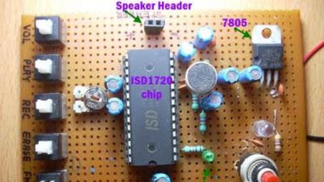 Ilustrasi PCB