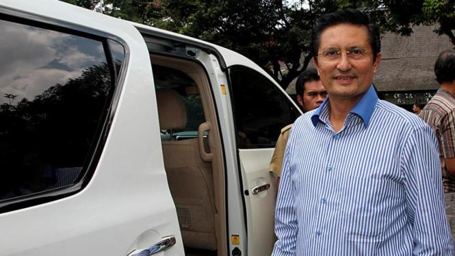 Politikus senior Golkar, Fadel Muhammad
