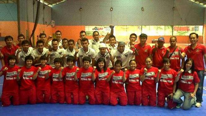 Skuad Timnas Futsal