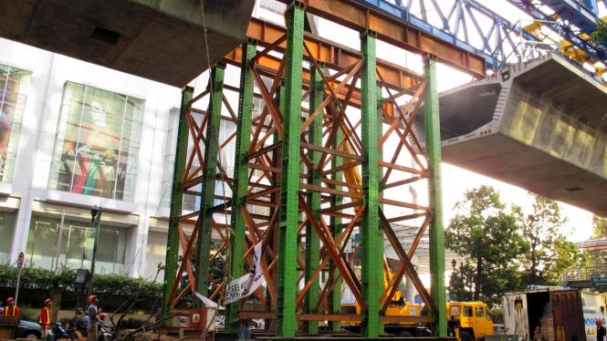 Pembangunan Flyover Antasari