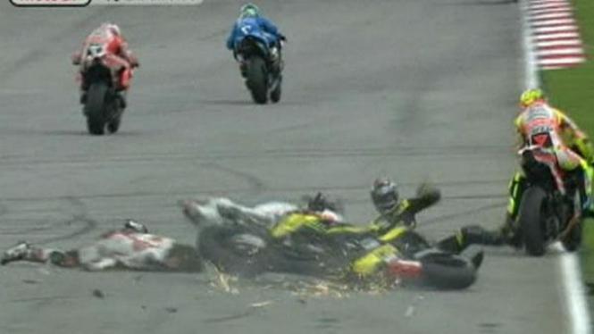 Kecelakaan Marco Simoncelli
