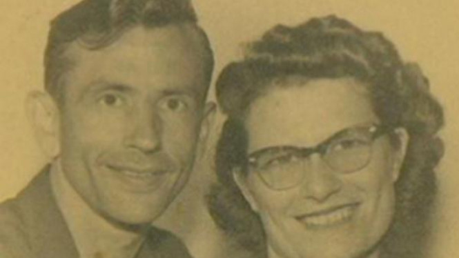 Norma and Gordon Yeager