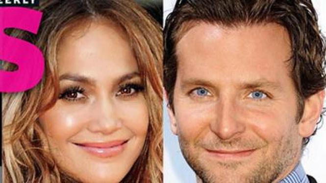 Jennifer Lopez dan Bradley Cooper