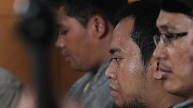 Mardiansyah Tersangka Teroris Bom Cirebon