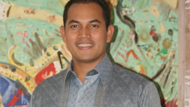 Calon Ketua Umum KNPI Taufan E.N. Rotorasiko
