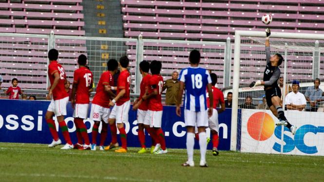 Timnas U-23 Vs Timor Leste